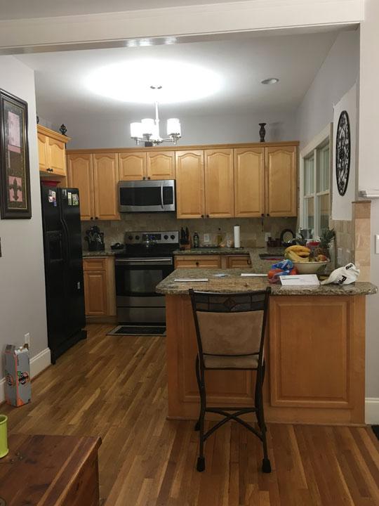 kitchen design Denver,NC