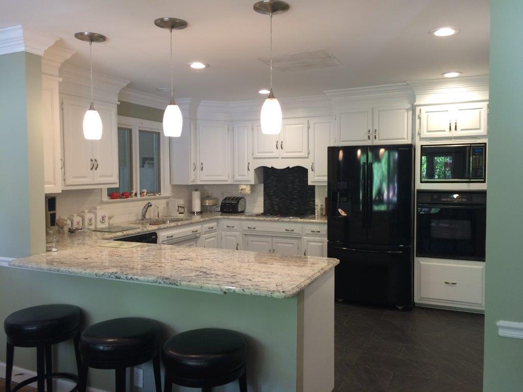 kithcen remodelling Denver, NC