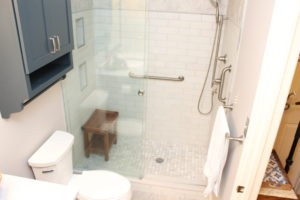 Denver, NC bathroom designs