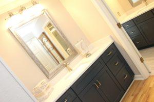 Denver, NC bathroom remodel
