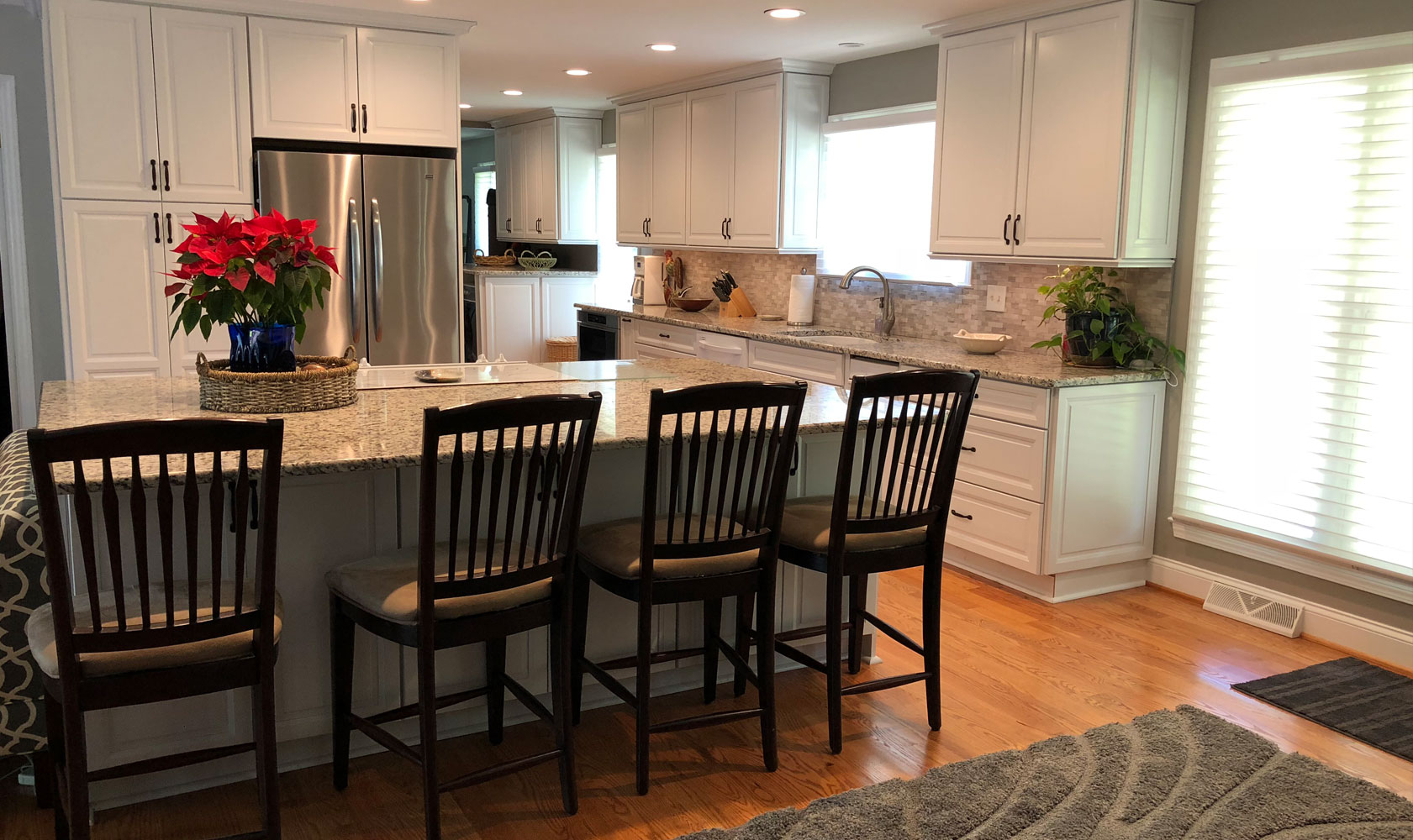 kitchen remodel Denver NC